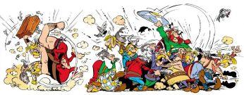 asterix-bagarre-generale