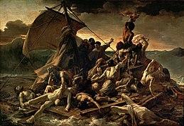 260px-JEAN_LOUIS_THÉODORE_GÉRICAULT_-_La_Balsa_de_la_Medusa_(Museo_del_Louvre,_1818-19)